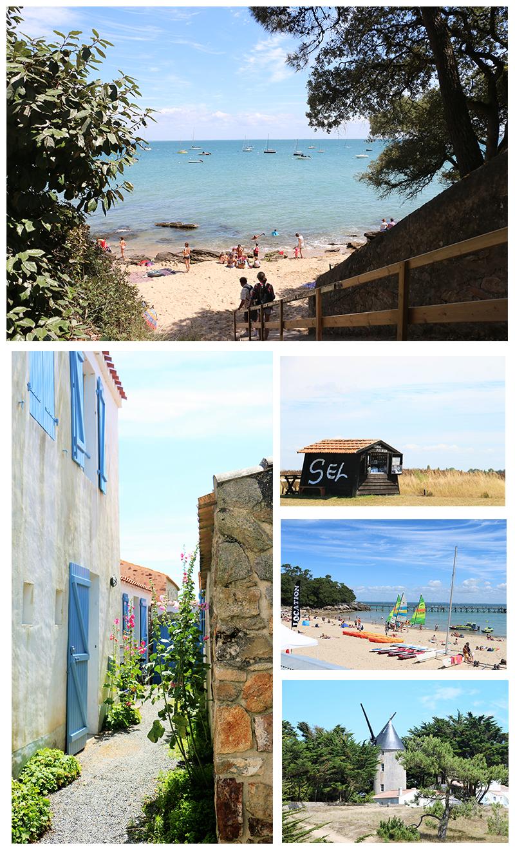 Cl vacances vend e location vacances chambre d 39 h tes - Chambres d hotes noirmoutier en l ile ...
